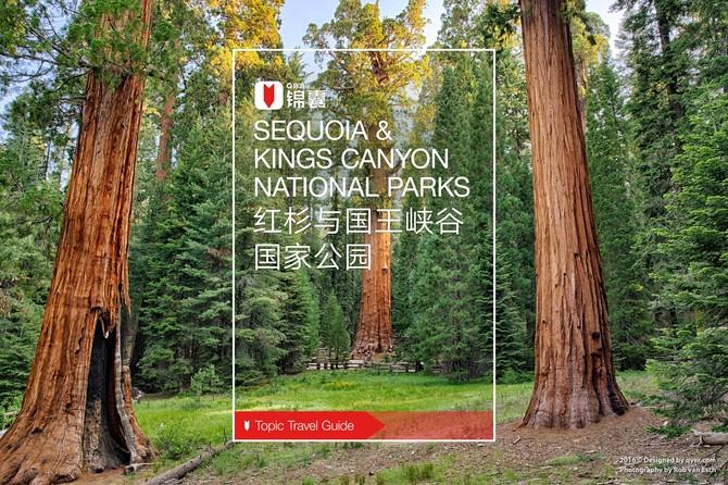 红杉与国王峡谷国家公园穷游锦囊封面