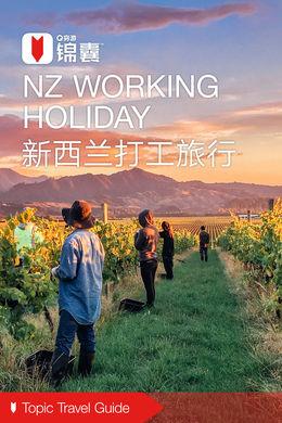 新西兰打工旅行穷游锦囊