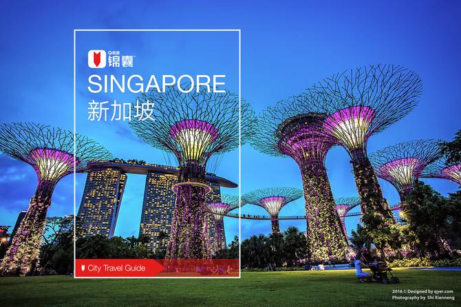 新加坡穷游锦囊封面