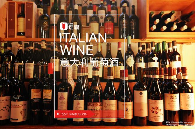 意大利葡萄酒穷游锦囊封面