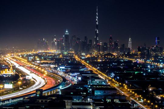 迪拜哈利法塔124层景观台观光+音乐喷泉游船套票