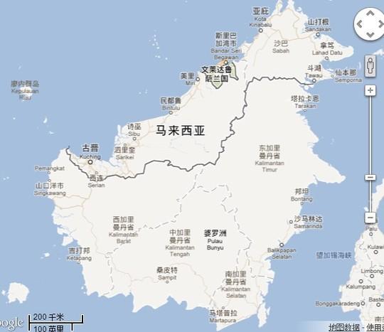 请问刁曼岛在马来西亚地图的哪个位置?