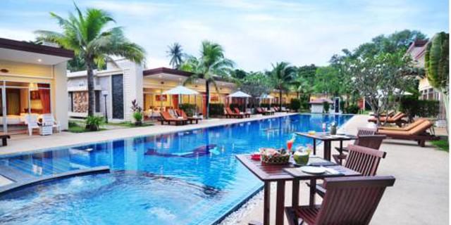 普吉岛度假酒店