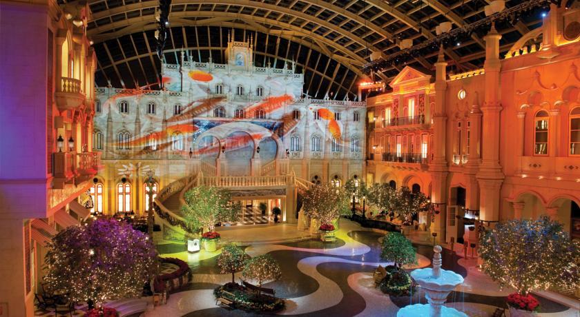 澳门威尼斯人酒店人间美丽传说中的娱乐天堂